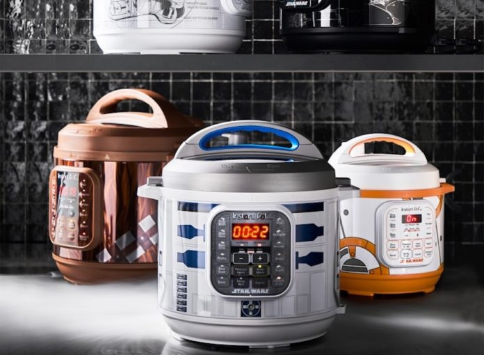 Instant Pot Launched a Star Wars Collection, and It's Out of This Galaxy