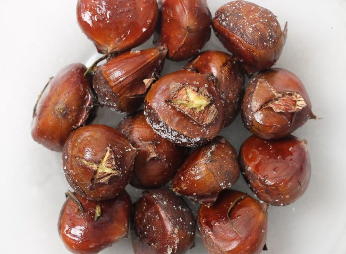 How To Roast Chestnuts in the Oven for a Classic Winter Treat