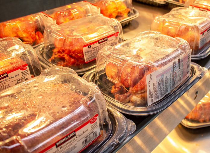 13 Amazing Facts About Costco's Rotisserie Chicken