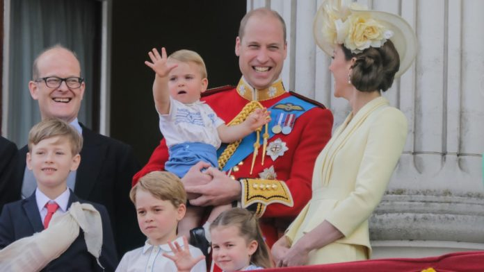 The Royal Children Love Eating Vegetables—And You Won't Believe What Their Favorites Are