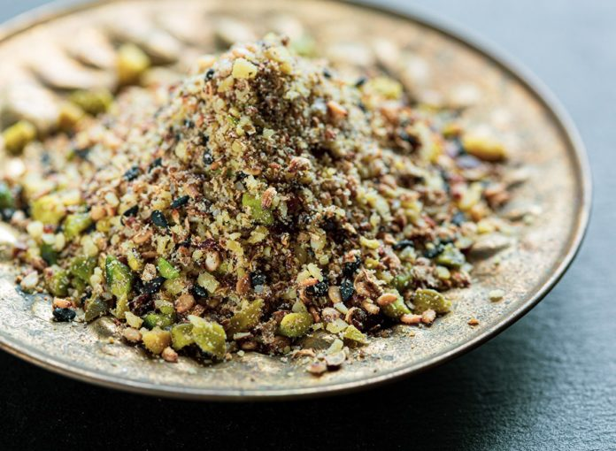 Egyptian Spice Blend Dukkah Is a Light Way To Add Flavor