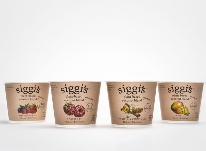 Siggi's Releases Plant-Based Yogurt With More Protein Than a Clif Bar