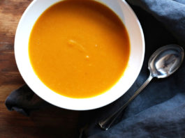 Whole30 Butternut Squash Soup