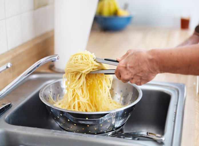 The #1 Trick for the Perfect Spaghetti
