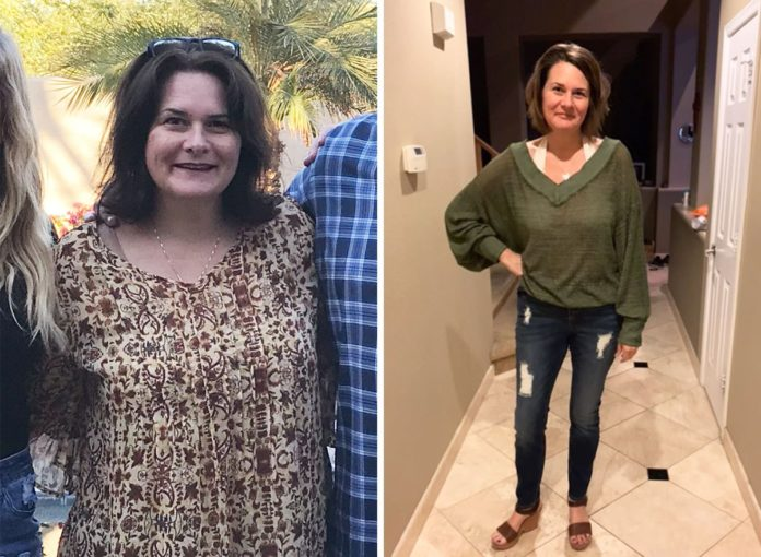 When I Made This One Resolution, I Finally Lost Weight For Good. Here's What I Did.