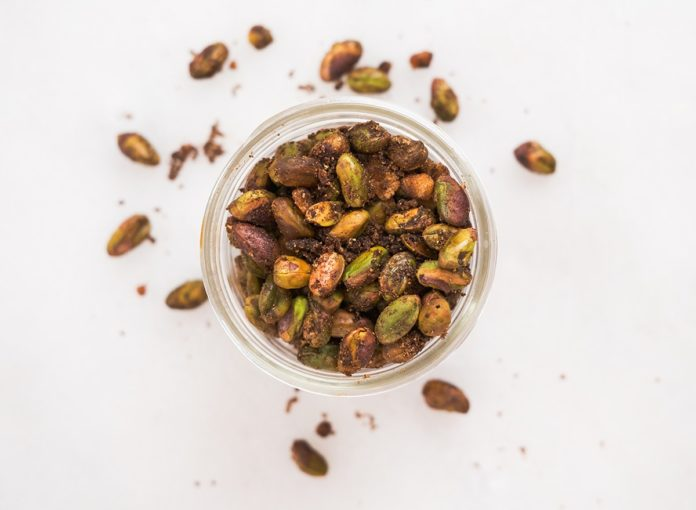 BBQ-Flavored Double Roasted Pistachios