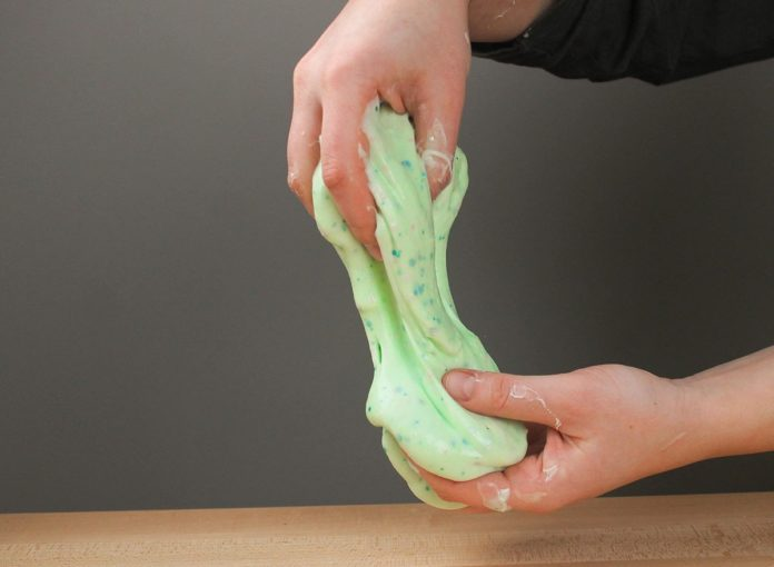 How To Make Really Slimy Slime
