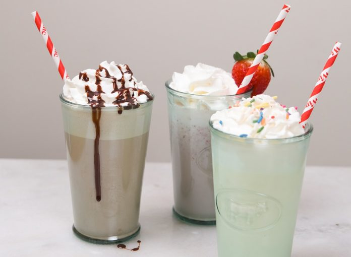 How to Make a Milkshake the Old-Fashioned Way