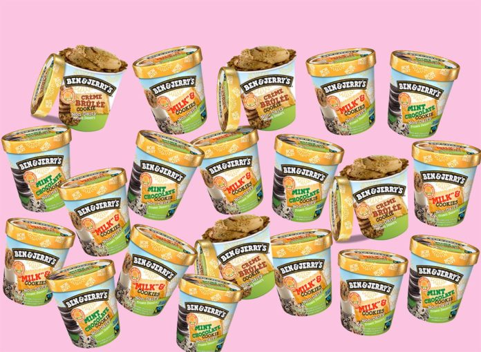 Ben & Jerry's Is Launching Sunflower Butter-Based Flavors