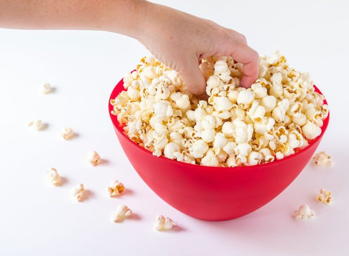The Nutrition Low-Down on Popcorn