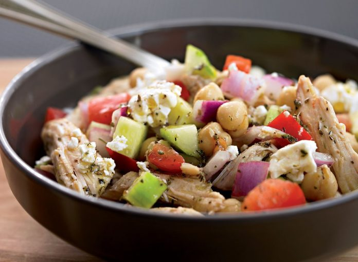 19 Best Healthy Chicken Salad Recipes for Weight Loss