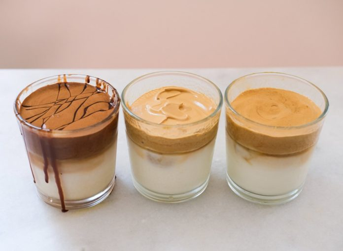 How to Make Whipped Coffee Three Different Ways