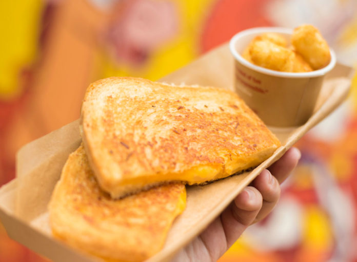 How to Make Disney World's Drool-Worthy Grilled Cheese