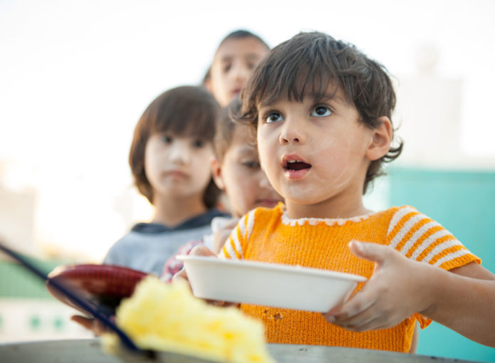 Here's How You Can Help Hungry Children During Coronavirus