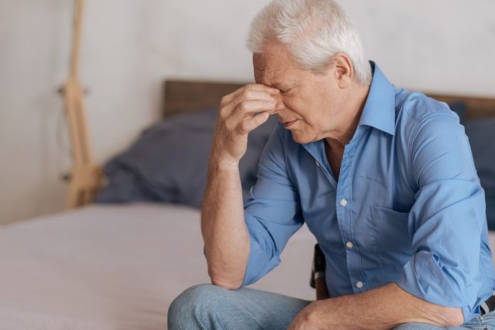 If You're Over 60, Be Very Worried About This COVID-19 Side Effect