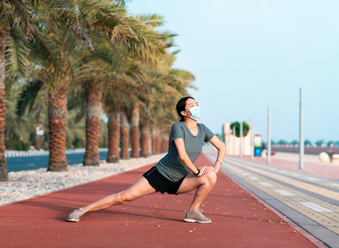 The Worst Exercise Mistake You're Making That Ups Your Risk of Coronavirus