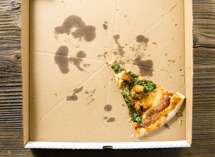 The #1 Worst Way to Get Rid of Your Empty Pizza Box