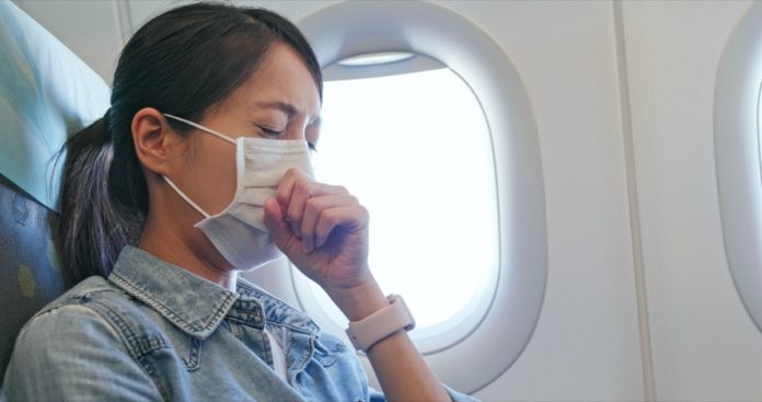 Coronavirus May Spread in Airplanes, New Study Finds