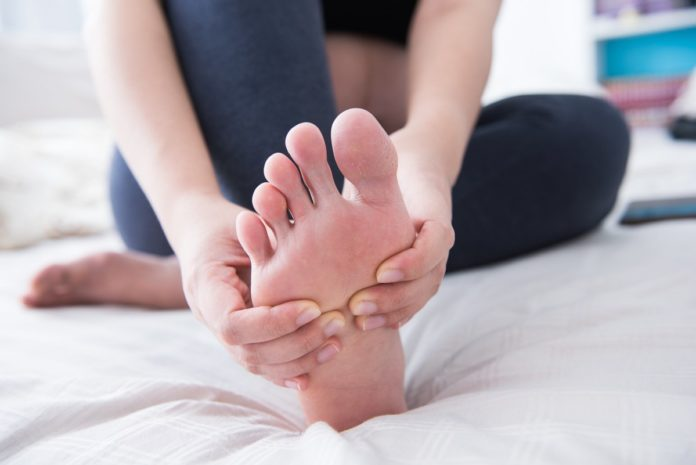 If Your Toes Start Doing This, You Could Have Coronavirus