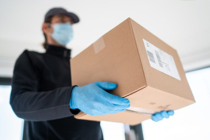 Dr. Fauci Just Said How to Open Your Packages Safely