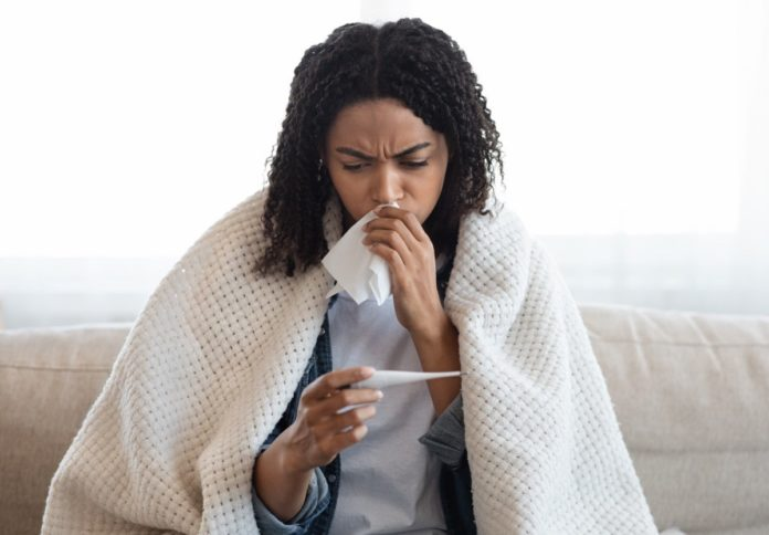 COVID Symptoms Usually Appear in This Order, Study Finds