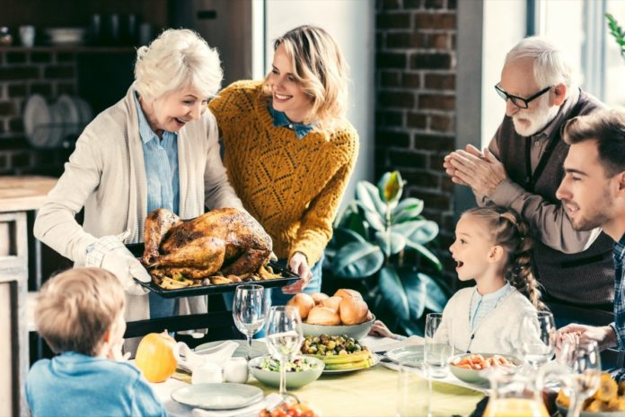 CDC Issues New Guidance on How to Celebrate Thanksgiving