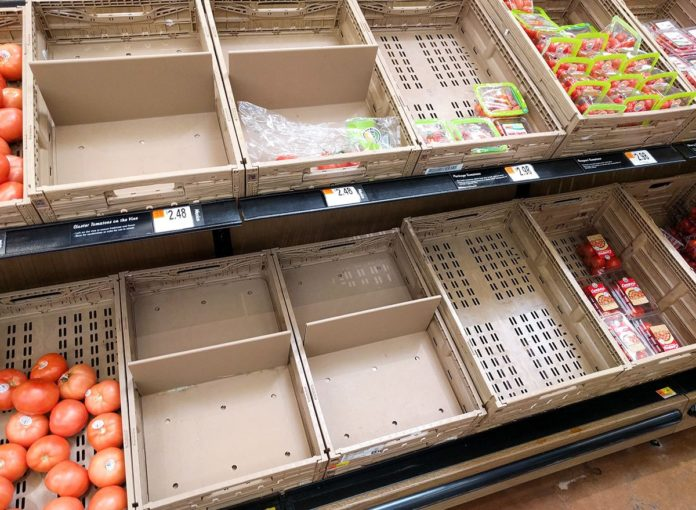A Massive Meal Shortage Is Coming, Leading Food Bank Says