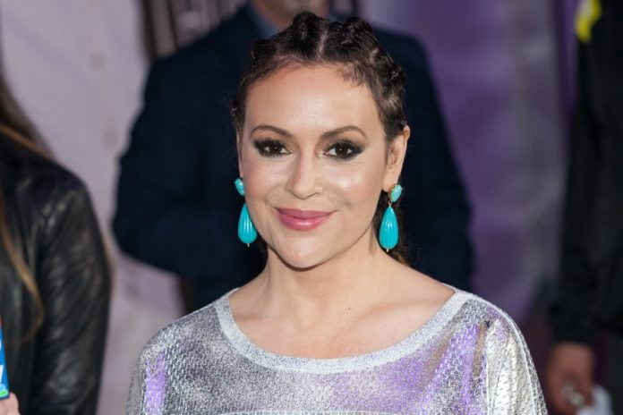 Alyssa Milano Shares Ongoing COVID Nightmare