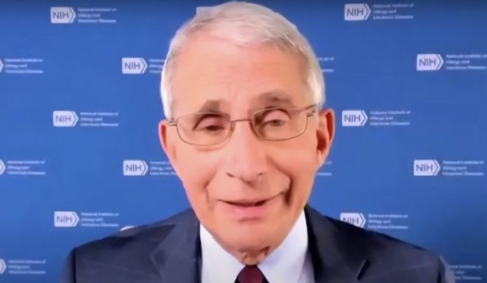 Dr. Fauci Says This Is How You Know You're Contagious