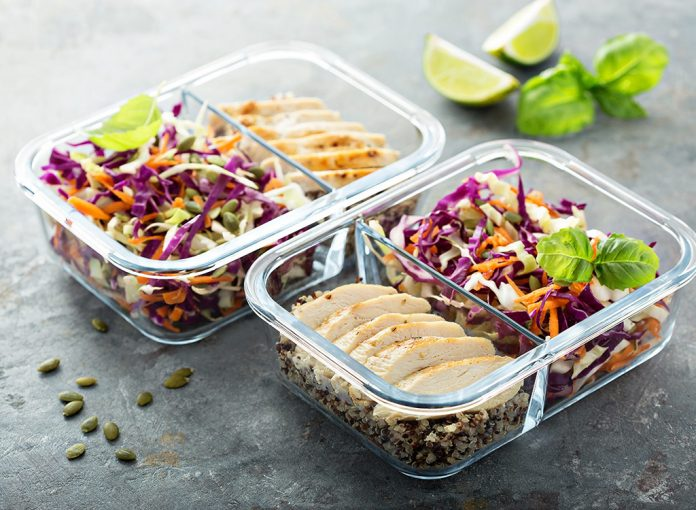 7 Healthy Lunch Habits For A Flat Belly