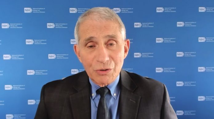Dr. Fauci Says Doing This Puts You at