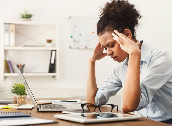 The Worst Way COVID Stress Affects Your Health
