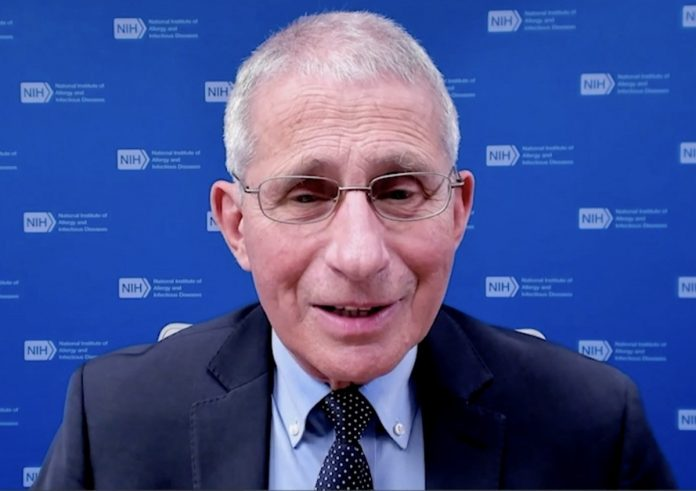 Dr. Fauci Just Warned New COVID Mutation May Be
