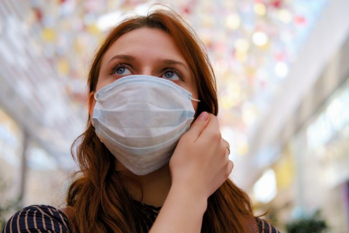 If You Have This Mask, Get a New One Now, CDC Says