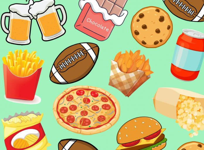 The Average American Could Consume This Many Calories During The Super Bowl