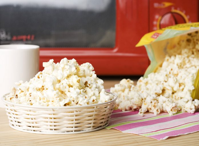 The #1 Reason Why You Shouldn't Eat Microwave Popcorn