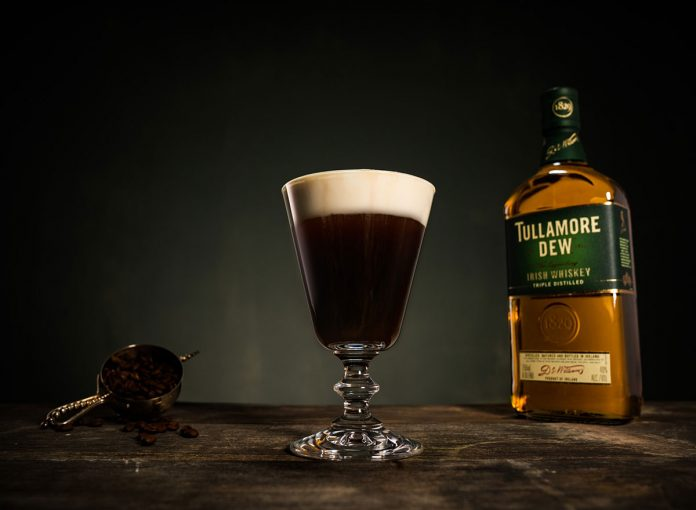 The Perfect Irish Whiskey Coffee Recipe
