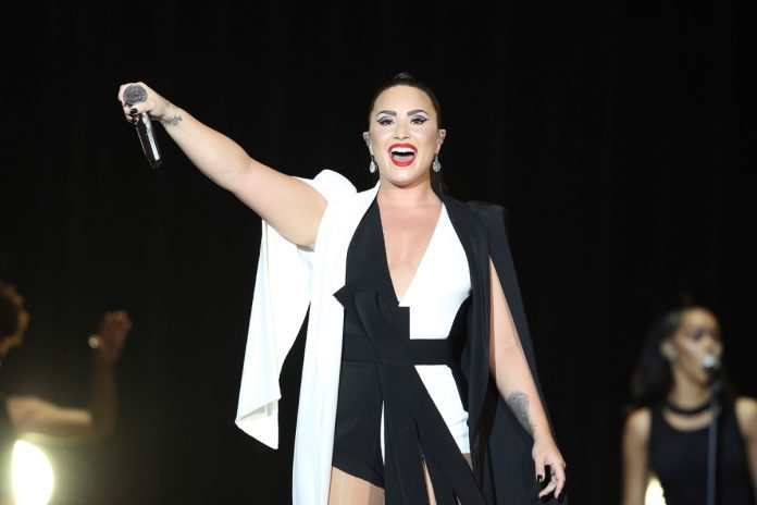 Demi Lovato Says This Is How She