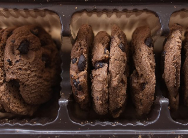 packaged baked goods