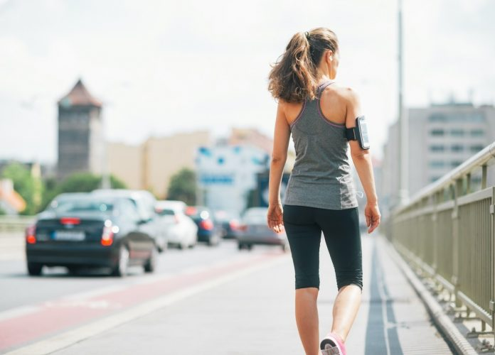 One Major Side Effect of Going on a Single 1-Hour Walk, Says New Study