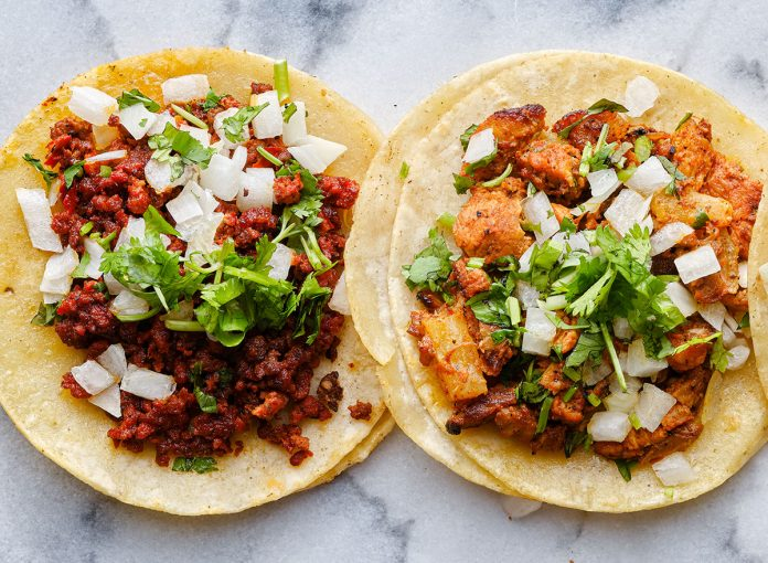 The One Ingredient Everyone's Adding To Their Tacos