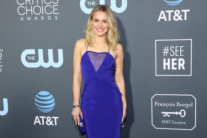 Kristen Bell Does This Exact 30-Minute Workout Every Day