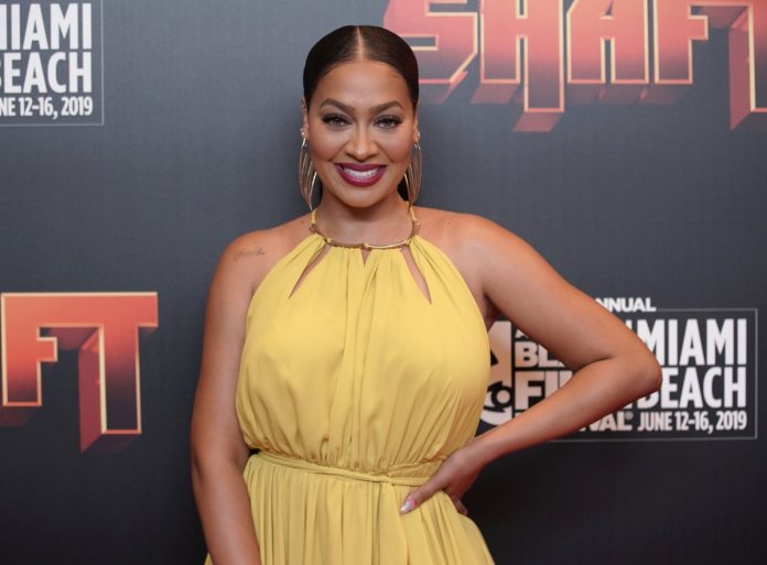 La La Anthony Just Shared the Exact Foods She Eats to Stay Fit
