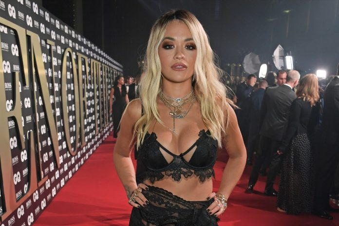 Rita Ora Shares the Workout She Does to Get Six-Pack Abs