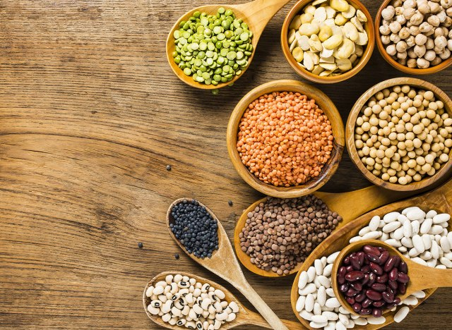 different-types-of-legumes-and-beans-on-different-spoons