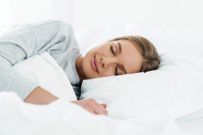 Do This Just Minutes a Day to Sleep Like a Baby, Say Doctors