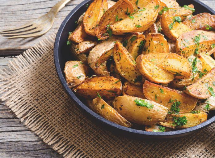 One Major Side Effect of Eating Potatoes, Say Dietitians