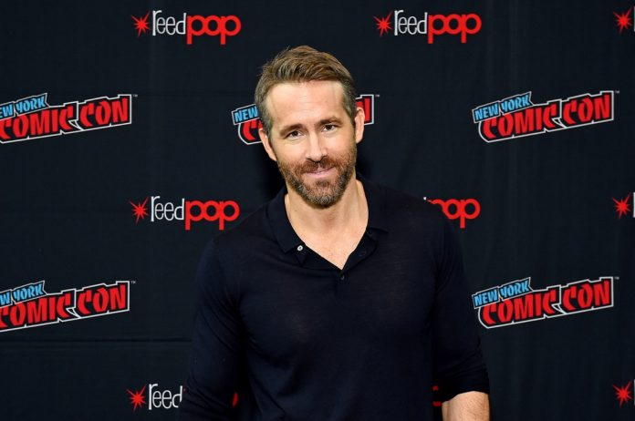 Ryan Reynolds' New Cocktail Recipe Has the Most NSFW Name