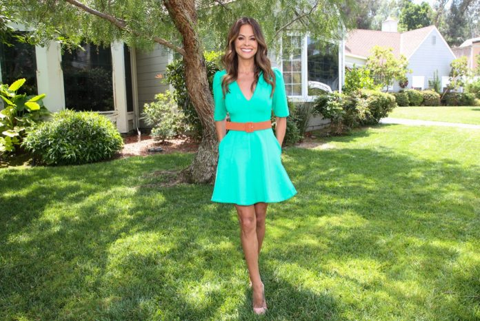 Brooke Burke Reveals She's Had Trouble Staying Fit Amid Pandemic: