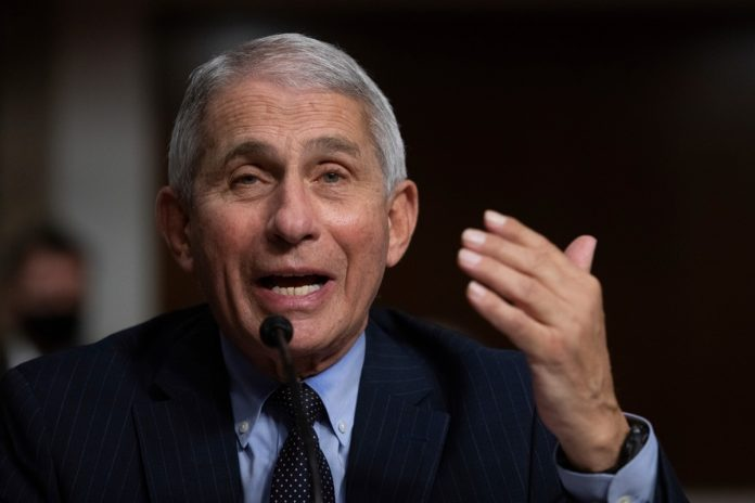 Dr. Fauci Just Issued New COVID Warning